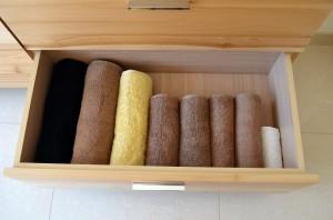 Towel Organising