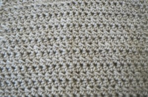 Half Treble Stitch