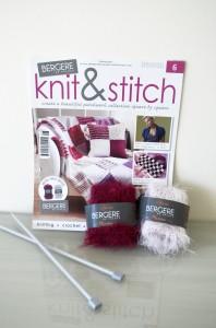 Knit & Stitch Magazine