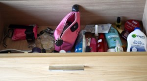 Unorganised Drawer