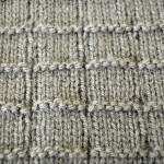 Square Knitting Pattern