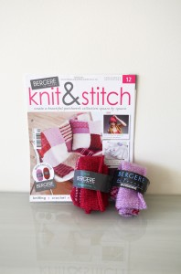 Knit & Stitch Magazine 12