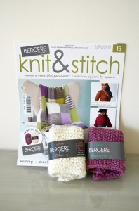 Knit & Stitch Magazine 13