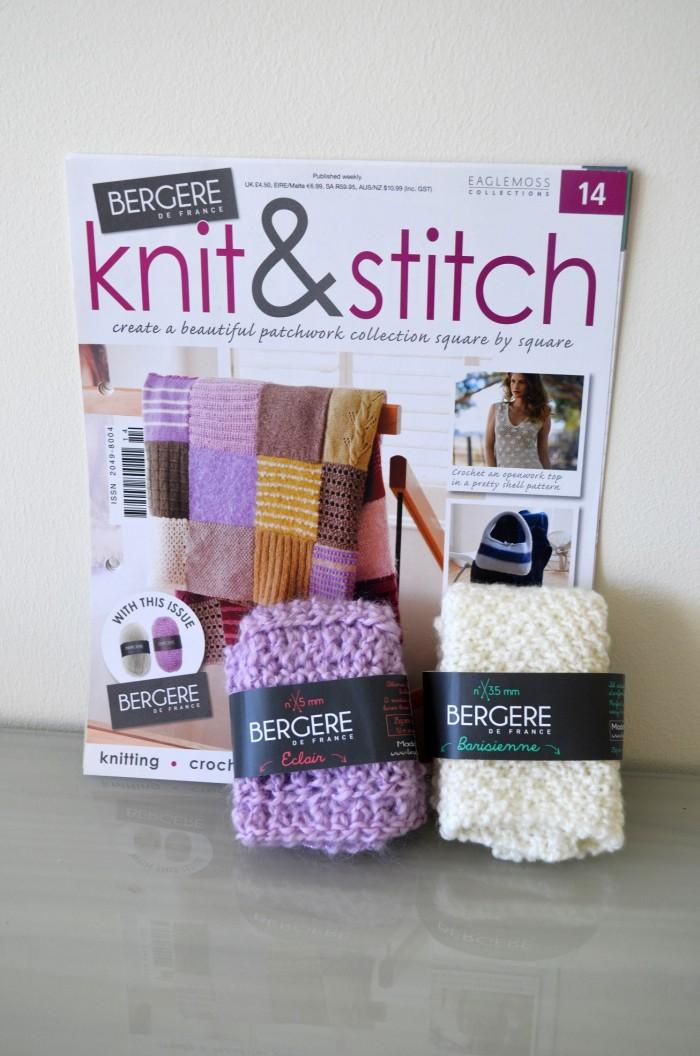 Knit & Stitch Magazine 14