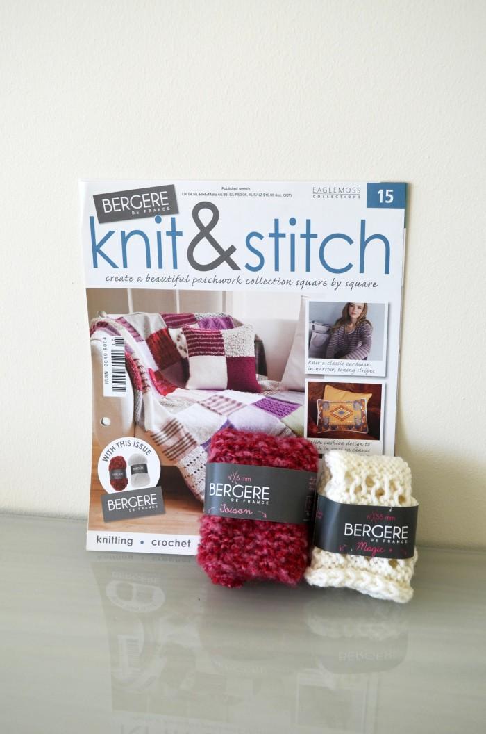 Knit & Stitch Magazine 15