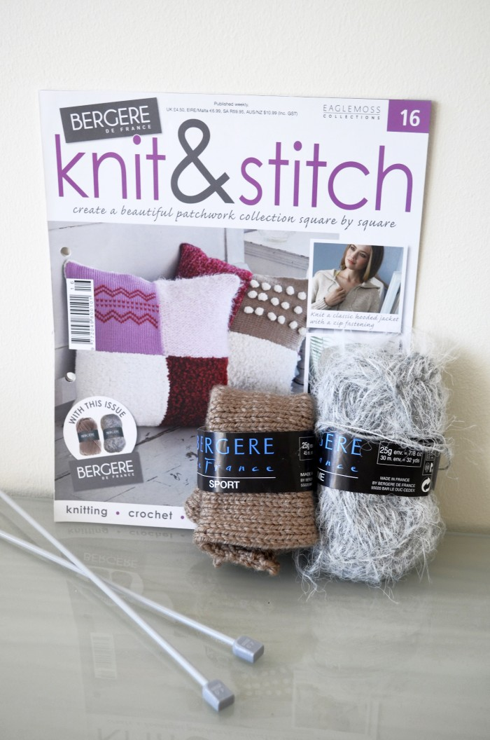 Knit & Stitch Magazine 16