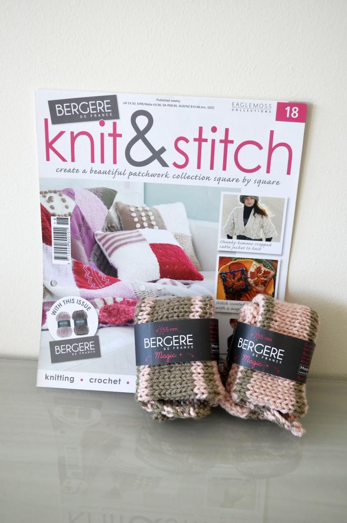 Knit & Stitch Magazine 18