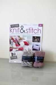 Knit & Stitch Magazine 24