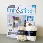 Knit & Stitch Magazine 25