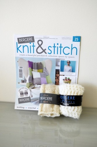 Knit & Stitch Magazine 25