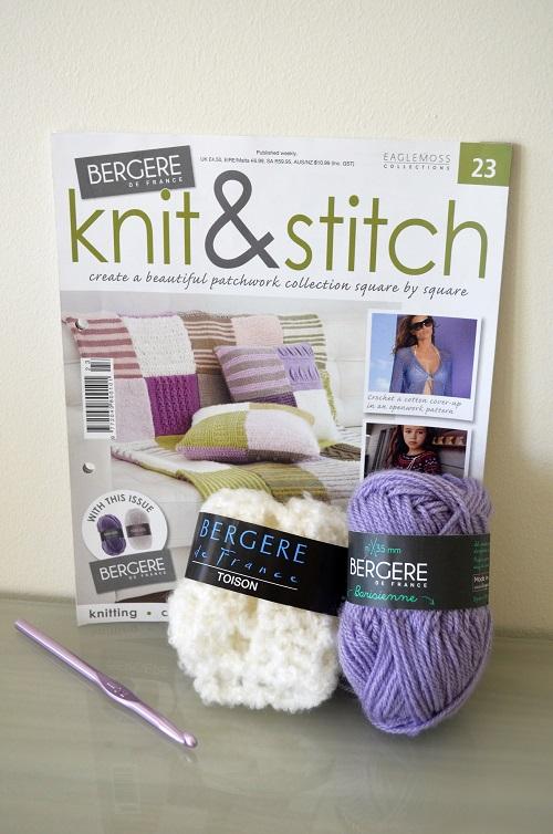 Knit & Stitch Magazine 23