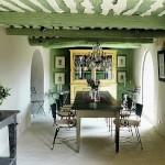 vineyard green dining room