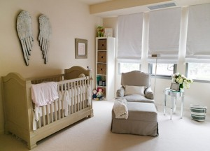 Frosted Almond Child Room