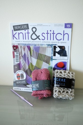Knit & Stitch Magazine 19