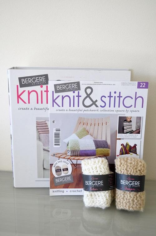 Knit & Stitch Magazine 21