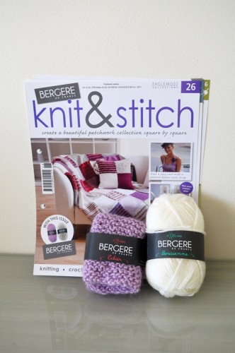 Knit & Stitch Magazine 26
