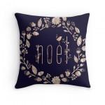 Noel Christmas Pillow