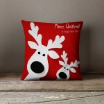 Reindeer Pillow