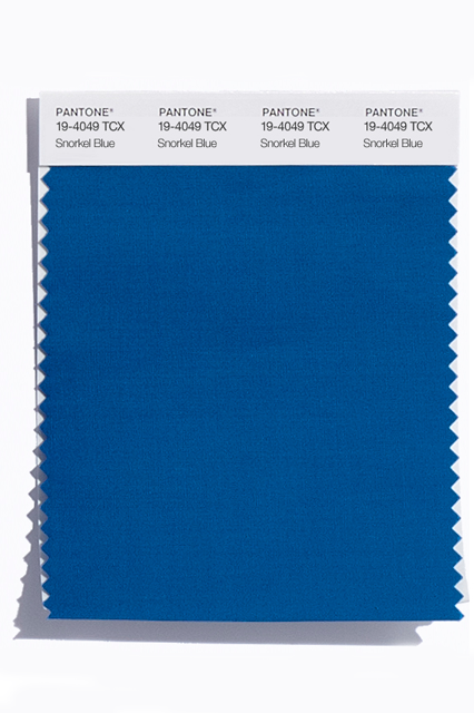 PANTONE 19-4049 Snorkel Blue
