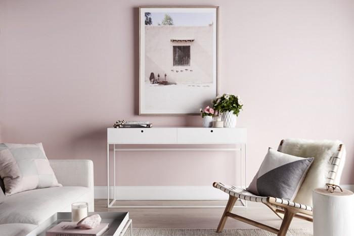Rose Quartz Interior
