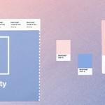 Rose Quartz and Serenity Pantone