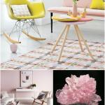 Rose Quarts interior color