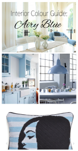 Ary Blue Pantone Interior Colour Guide