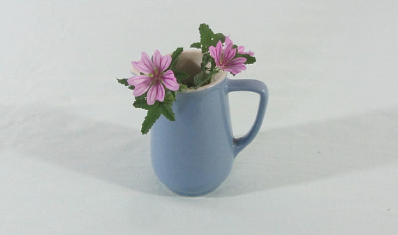 Airy Blue Vase