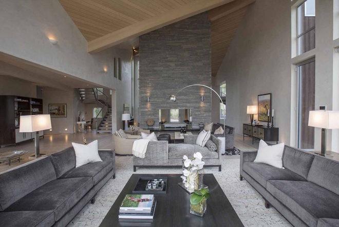 Sharkskin Livingroom