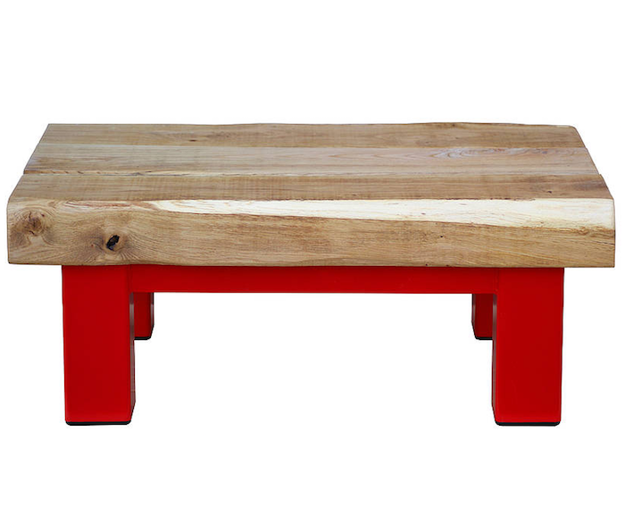 aurora red table