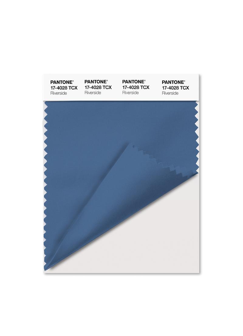 Riverside Blue Paint Color Palette